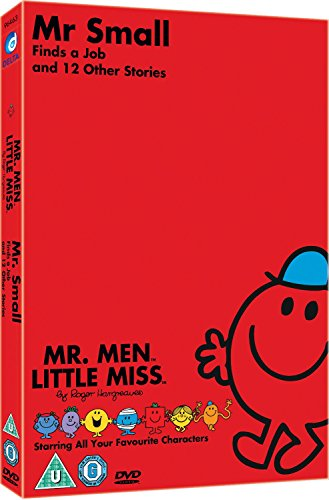 Mr Men And Little Miss: Mr. Small Finds A Job And 12 Other Stories