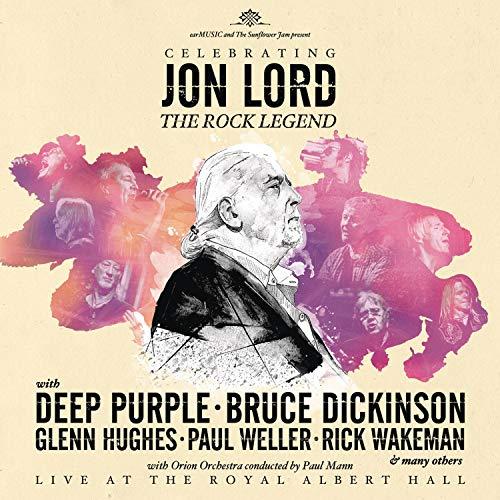 Deep Purple & Friends - Celebrating Jon Lord - The Rock Legend By Deep Purple & Friends