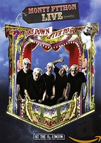 Monty Python - Monty Python Live (mostly) - One Down Five To Go