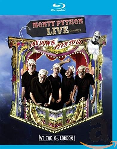 Monty Python: Live (Mostly) - One Down, Five to Go