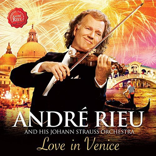 André Rieu - Love In Venice By Andre Rieu