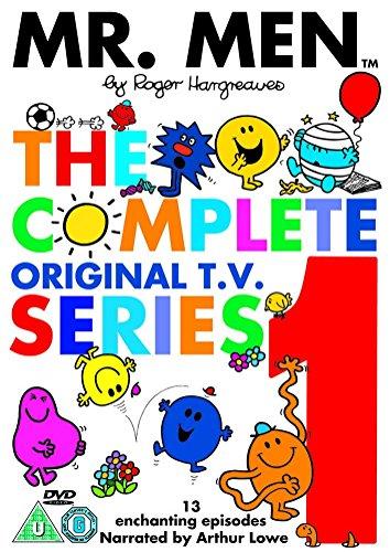 Mr. Men: The Complete Original TV Series - Series 1