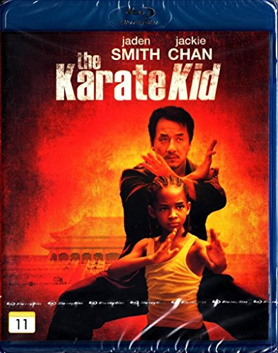 Karate Kid BLU-RAY **NORDIC IMPORT/UK COMPATIBLE/ENGLISH SOUND/ALL REGIONS/NEW & SEALED**
