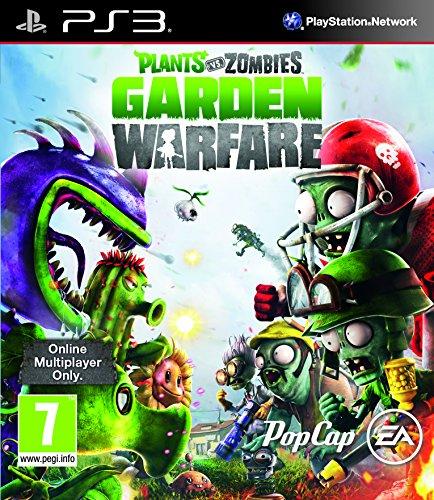Plants Vs Zombies Graden Waref - Plants Vs Zombies Garden Warfare (PS3)