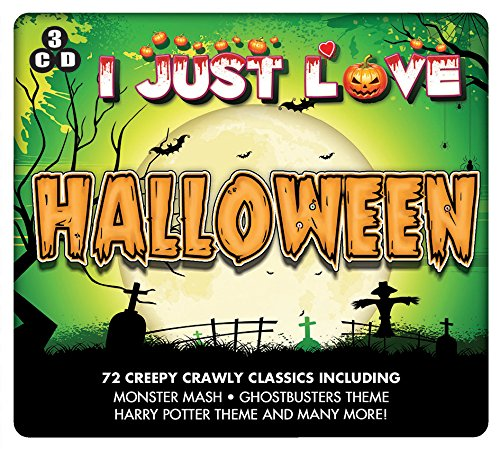 Various Artists - I Just Love Halloween - Childrens Halloween Party Music