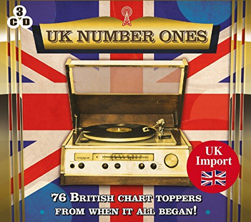 Various Artists - UK Number Ones - NOV 1952 to JULY 1958 - 76 British Chart Toppers