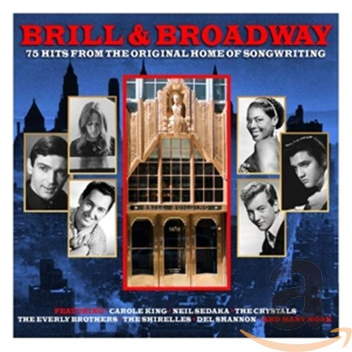 Various Artists - Brill & Broadway By Various Artists