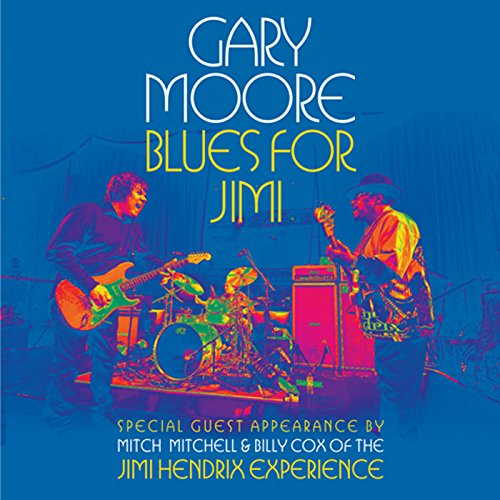 Gary Moore - Blues For Jimi By Gary Moore