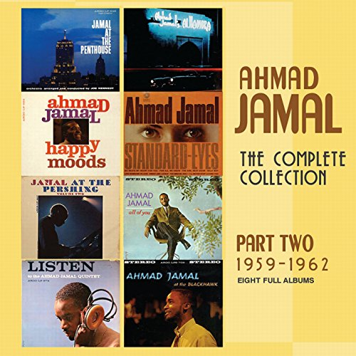 Ahmad Jamal - Complete Collection: 1959-1962 (4CD) By Ahmad Jamal