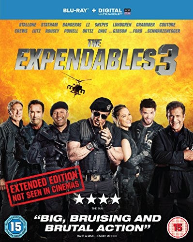 The Expendables 3: Extended Edition