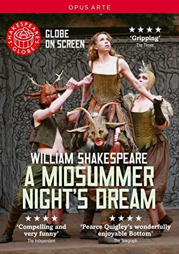 Shakespeare's Globe on Screen: A Midsummer Night's Dream