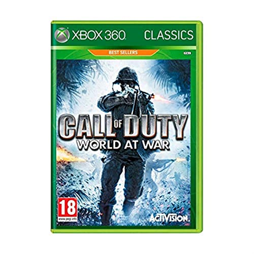Call of Duty: World at War (Classic) (Xbox 360)