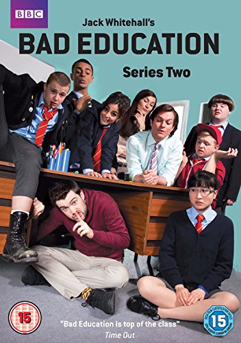 The Good And Very Very Bad Education >> Bad Education Series 2 Dvd Used Very Good 5051561039638