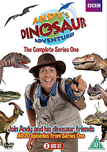 Andy's Dinosaur Adventures - The Complete Series (3 DVD Set All 20 Episodes)