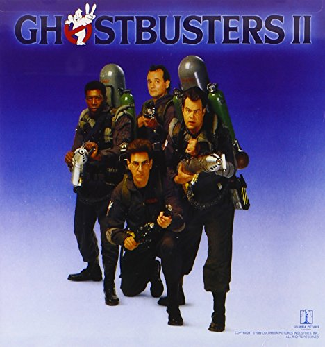 Various Artists - Ghostbusters II By Various Artists
