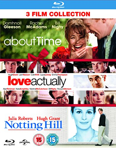 About Time/Love Actually/Notting Hill (Triple Pack)
