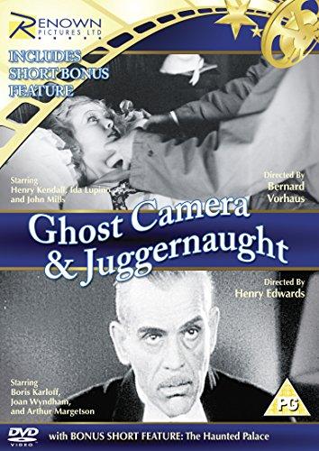 Ghost Camera / Juggernaut / Bonus Short Feature: The Haunted Palace