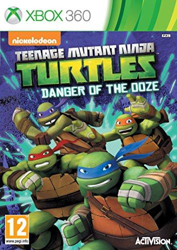 Teenage Mutant Ninja Turtles Danger of the Ooze (Xbox 360)