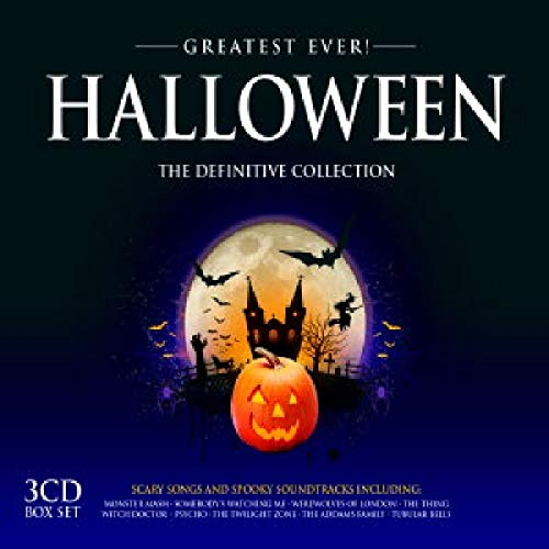 Various - Greatest Ever Halloween: The Definitive Collection