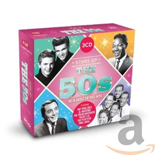 Various - Stars Of The 50s: 60 Classic Fifties Hits By Various