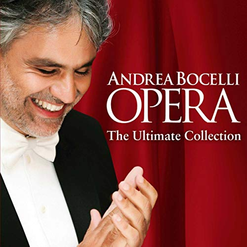Andrea Bocelli - Opera - The Ultimate Collection By Andrea Bocelli