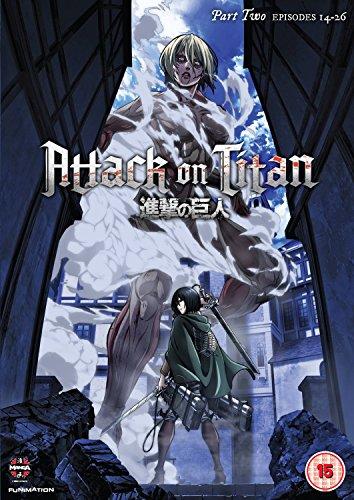 Attack On Titan: Season One Part Two
