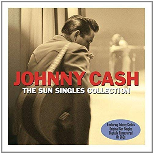 Johnny Cash - The Sun Singles Collection '55-'58 By Johnny Cash