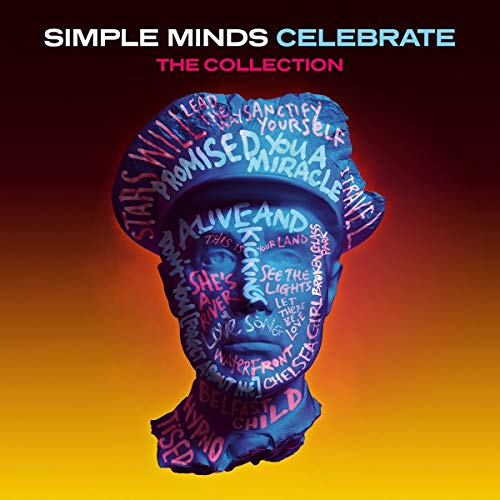 Simple Minds - Celebrate: The Collections