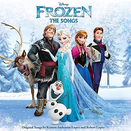 Frozen: The Songs By Kristen Anderson-Lopez