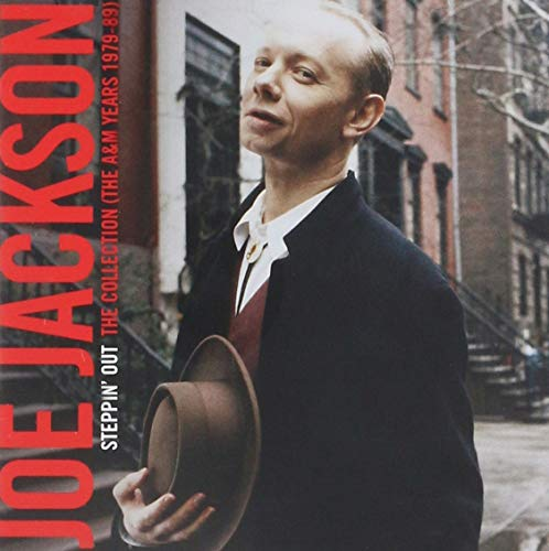 Joe Jackson - Steppin' Out: The Collection (The A&M Years 1979-89) By Joe Jackson