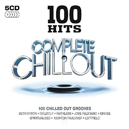 Various Artists - 100 Hits - Complete Chillout By Various Artists