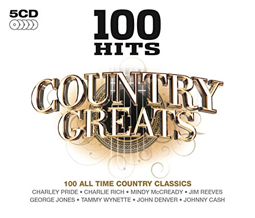 Various Artists - 100 Hits - Country Greats By Various Artists