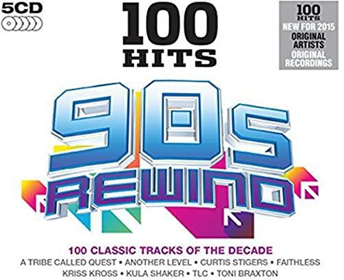 Various Artists - 100 Hits - 90s Rewind