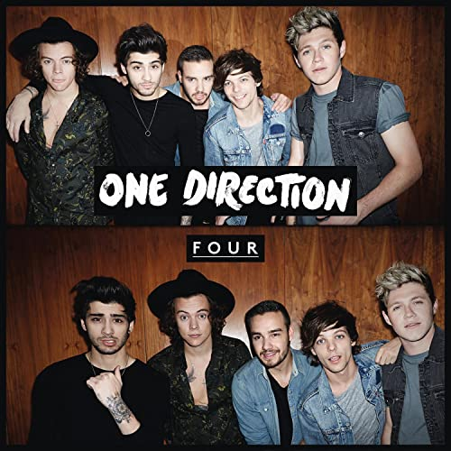 One Direction - FOUR By One Direction