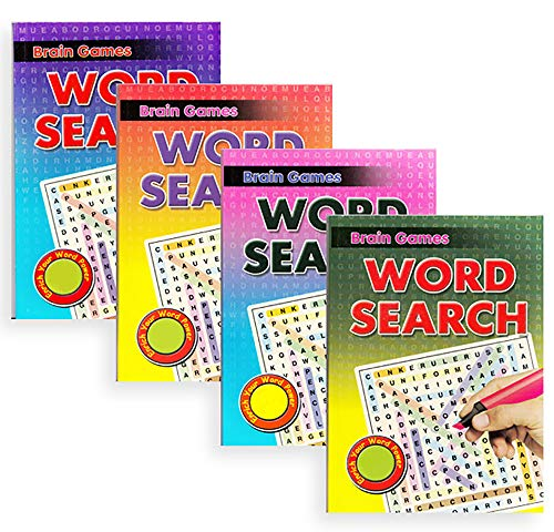 Wordsearch Book