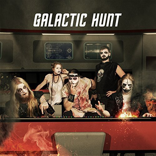 Evil Scarecrow - Galactic Hunt By Evil Scarecrow