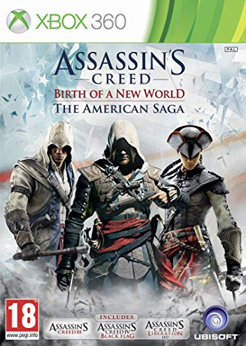 Assassin's Creed The American Saga Collection (Xbox 360)
