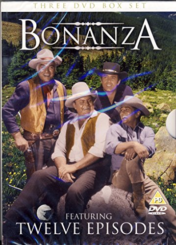 Bonanza - Featuring Twelve Episodes - Three DVD Box Set