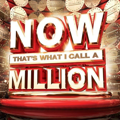 Various Artists - NOW That's What I Call A Million - Various Artists CD MOVG The