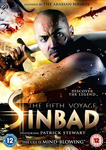 8f3ade5d9d Sinbad The Fifth Voyage (DVD) | Films at World of Books