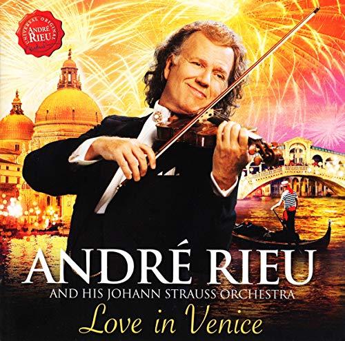Rieu, Andre - Love in Venice
