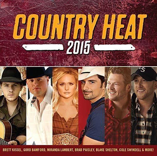 Various Artists - Country Heat 2015 / Various By Various Artists
