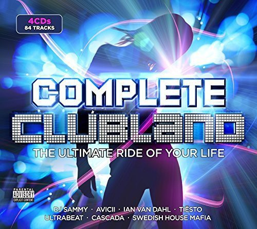 Complete Clubland By Various Artists