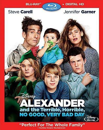 Alexander & The Terrible Horrible No Good Very Bad