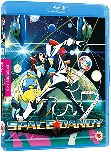 Space Dandy: Season One (Standard Edition)