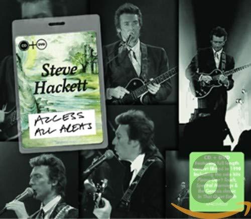 Steve Hackett - Access All Areas