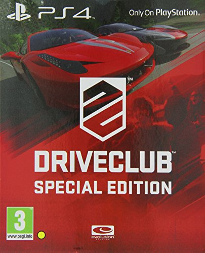 DriveClub: Special Edition (PS4)