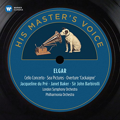 Elgar: Cello Concerto/Sea Pictures