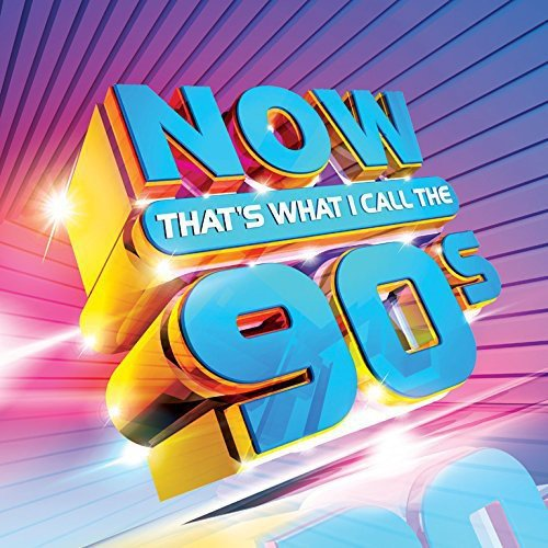 Various Artists - NOW That's What I Call The 90s