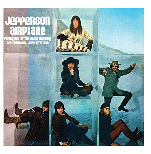 Jefferson Airplane - Family Dog at the Great Highway Sf-June 11th 1969 By Jefferson Airplane
